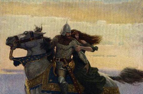 Blut & Boden: An Aryan Allegory