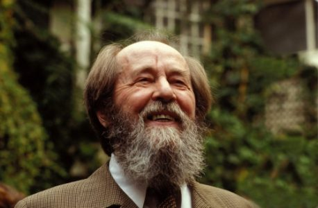 Aleksander Solzhenitsyn: The Rise of a Prophet