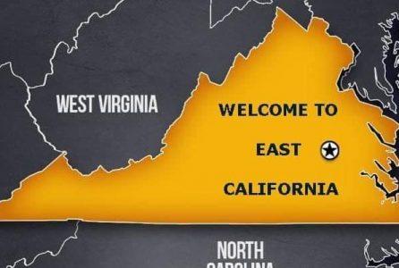 Engineering Virginia's Democrat Majority