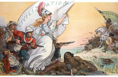 The US Destruction of the British Empire