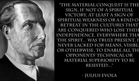 What Would Evola Do?