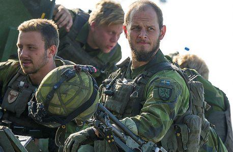 Swedish Civil War?