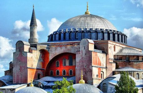 Constantinople (not Istanbul)