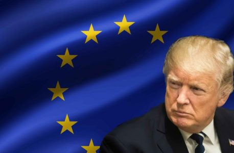Trump as Threat to EU's post WWII Narrative