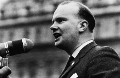 Colin Jordan's Trafalgar Square Speech