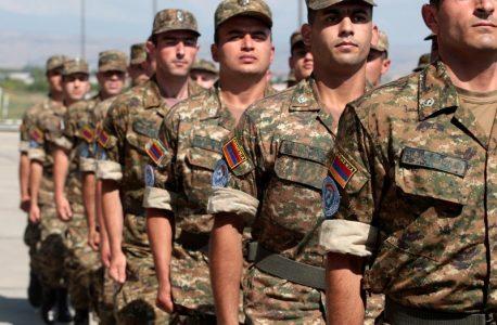 Armenian Military Mutiny Against Soros Puppet Pashinyan